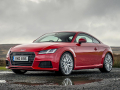 Most fun to drive car: Audi TT
