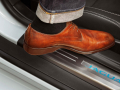 Jaguar and Oliver Sweeney XJ-inspired driving shoe
