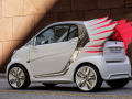 Jeremy Scott and the Smart Fortwo Forjeremy