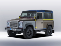 Paul Smith and the Land Rover Defender