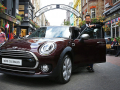 MINI Clubman and The Gentleman Blogger