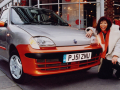 Michiko Koshino and the Fiat Seicento