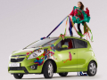 Mischa Woeste and the Chevrolet Spark