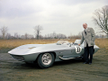 1959 Chevrolet Corvette XP-87 Stingray Racer concept