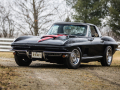 1967 C2 Chevrolet Corvette convertible 427 Tri-Power