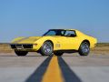 1969 C3 Chevrolet Corvette Stingray coupe