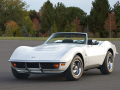 1972 C3 Chevrolet Corvette Stingray convertible LT-1