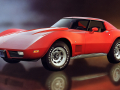 1977 C3 Chevrolet Corvette coupe