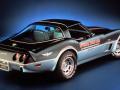 1978 C3 Chevrolet Corvette coupe Indy 500 pace car