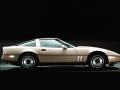 1984 C4 Chevrolet Corvette coupe