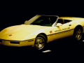 1986 Chevrolet Corvette Convertible Indianapolis 500 Pace Car