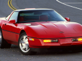 1986 C4 Chevrolet Corvette convertible Indy 500 pace car