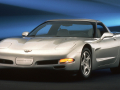 1997 C5 Chevrolet Corvette coupe