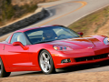 2005 C6 Chevrolet Corvette coupe