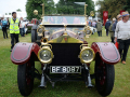 Goodwood Festival of Speed concours