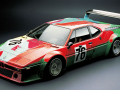1979 BMW M1 Group 4 Racecar, painted by Andy Warhol