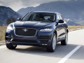 10. Jaguar F-Pace