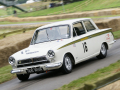 Round 1: 1960's Road Racers – 1963 Lotus Cortina.