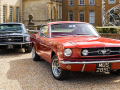 Round 2: Blue-Collar Coupes – 1965 first-generation Mustang