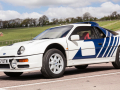 Round 5: Homologation Heroes – 1984 RS200