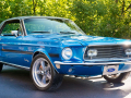 Restomod Mustangs