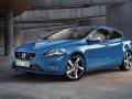 1. Volvo V40 with safety pack