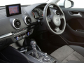 Family car: Audi A3