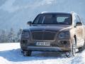 Luxury SUV: Bentley Bentayga