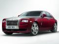 Luxury: Rolls-Royce Ghost