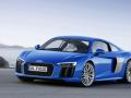 Sports car: Audi R8