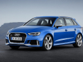 Hot hatch: Audi RS3