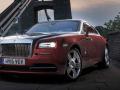 Coupe: Rolls-Royce Wraith