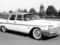 1959 Chrysler New Yorker Town & Country Wagon – 220.9 inches / 5.61 metres