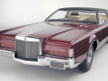 1972 Lincoln Continental Mark IV – 228.1 inches / 5.79 metres