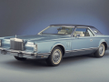 1979 Lincoln Continental Mark V – 233 inches / 5.92 metres