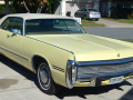 1973 Imperial LeBaron – 235.3 inches / 5.98 metres
