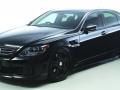 2012 Wald Lexus LS600h Black Bison