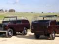 Land Rover Royal Review vehicles