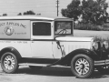 1932 Dodge Half-ton Panel Van