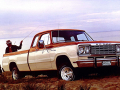 1977 Dodge Power Wagon Adventurer Club Cab