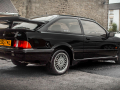 Ford Sierra RS500 Cosworth: rear wing