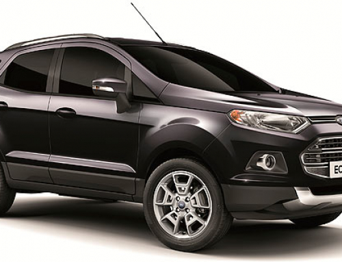 Ford launches EcoSport on Facebook