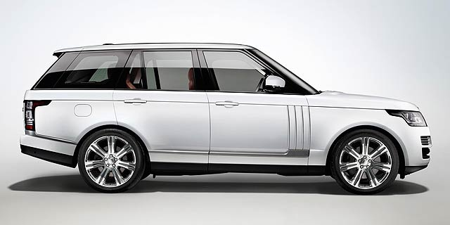 Range Rover Long Wheelbase 3
