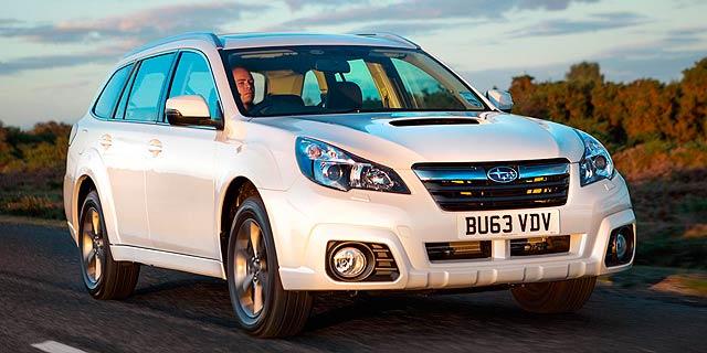 Subaru Outback 2013 3