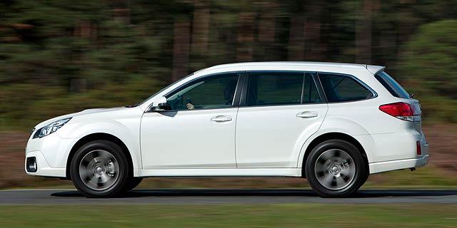 Subaru Outback 2013 4