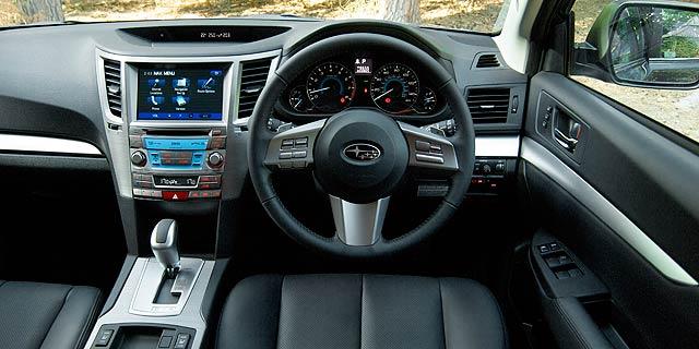 Subaru Outback 2013 5