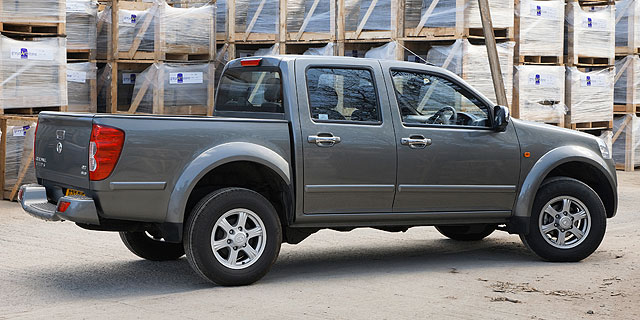 Great Wall Steed 2013 3