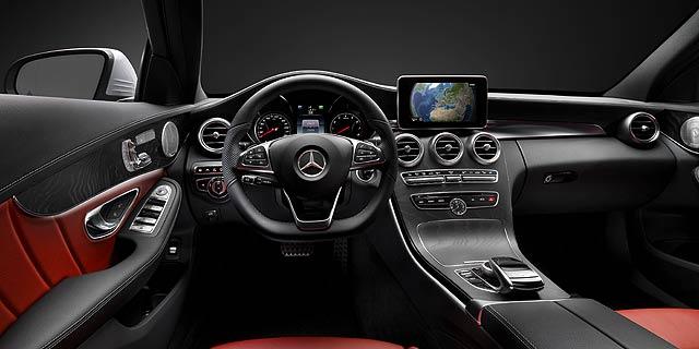 2014 Mercedes-Benz C-Class 6