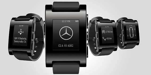 Mercedes-Benz smartwatch