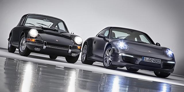 Porsche-911-lineage